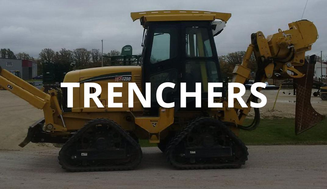 Centerline Trenchers
